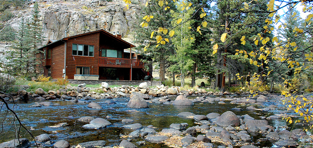 cheap romantic the floanns in park cabins lazy cabin friendly river r estes on woodlands co cottage colorado fall rentals cottages pet